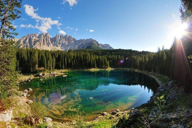 From Bolzano - Private Tour by car: THE BEST OF THE DOLOMITES IN JUST ONE DAY