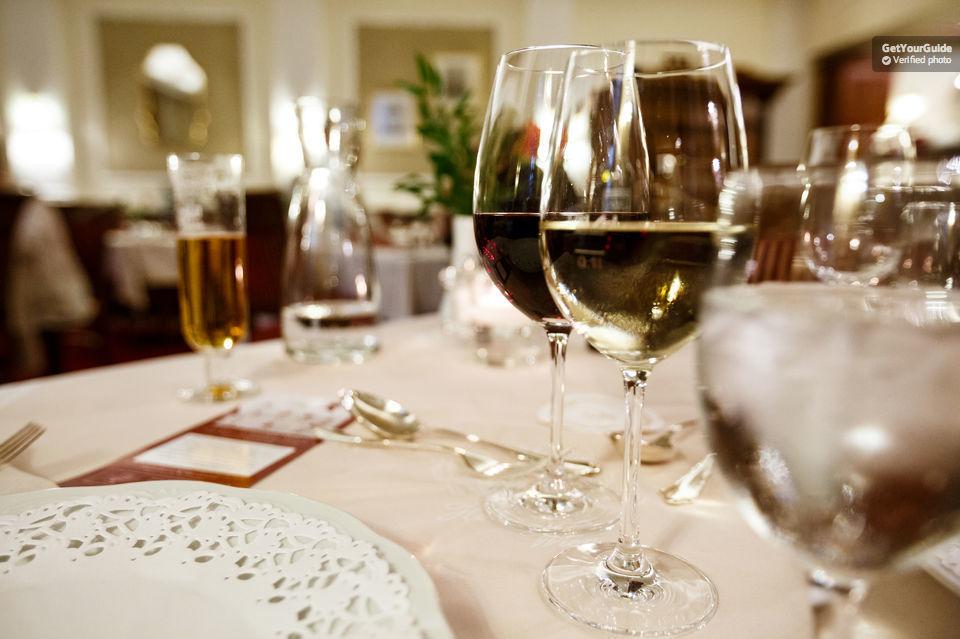 Vienna: Culinary Experience at Kronprinz Rudolph