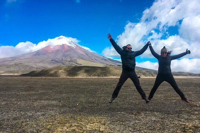 Cotopaxi and Quilotoa 2 days with hotel included