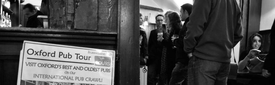 Eccentric Oxford 3-Hour Pub Tour
