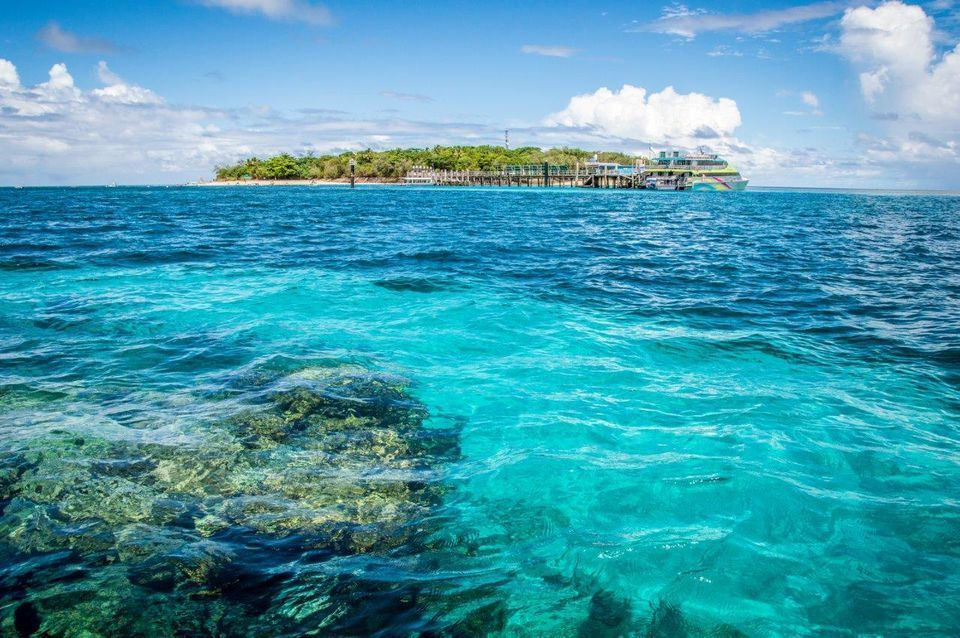 Cairns Green Island Tour on Reef Rocket 1100 - 1700