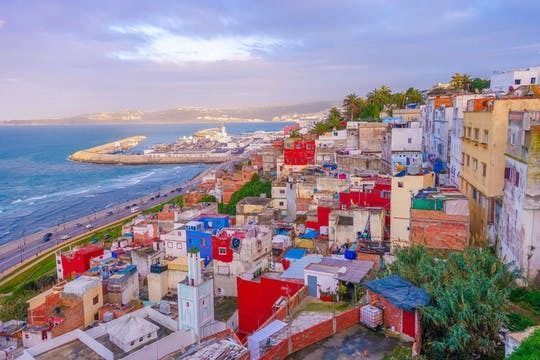 Day-trip to Tangier from Malaga