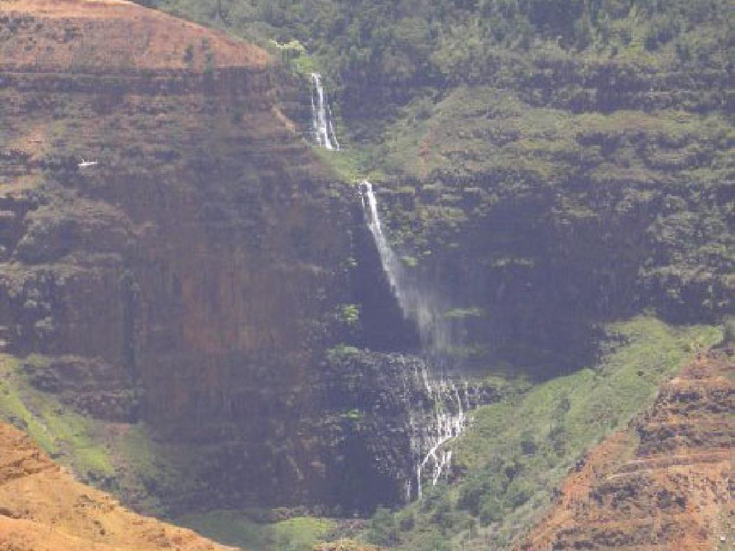 Waimea Canyon Waipoo Waterfall Hike (Moderate)