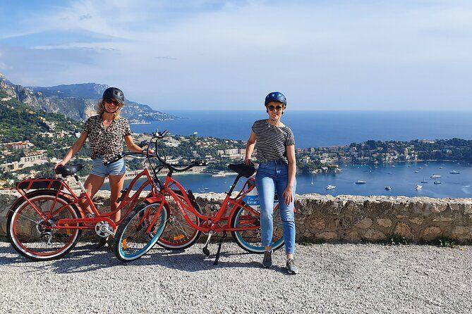 Nice City Best Highlights E-bike Tour