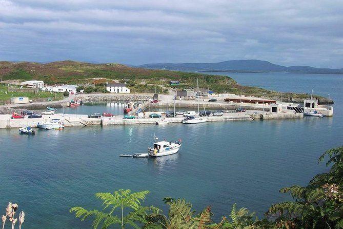 Explore Cape Clear island. Cork. Self-guided. 6 hours.
