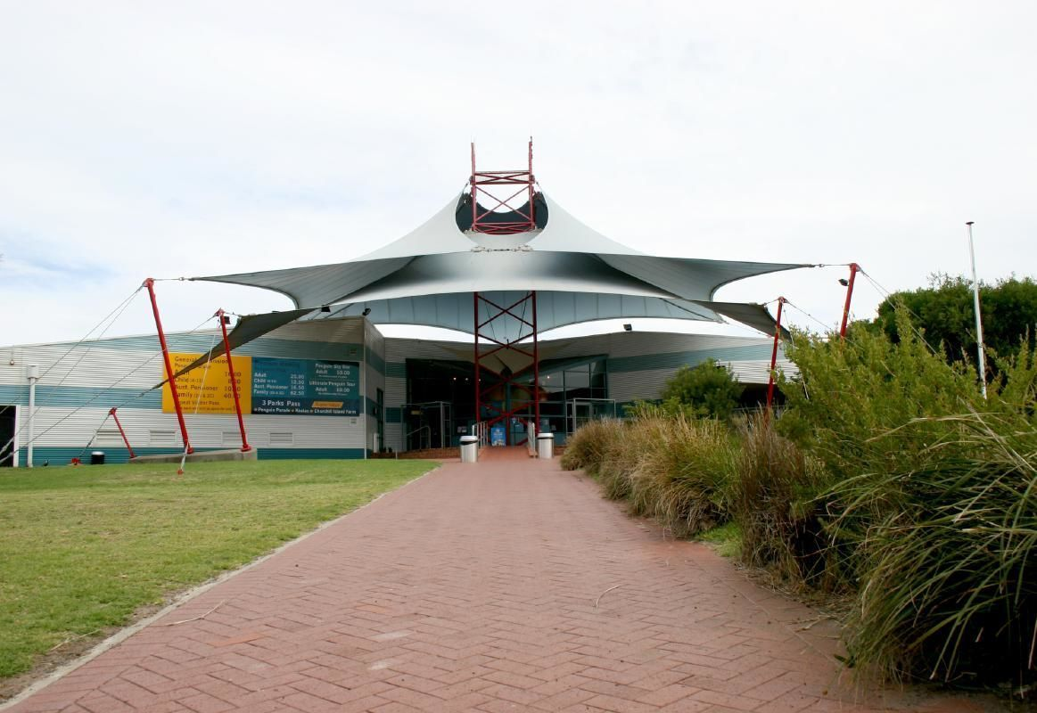 Phillip Island with Exclusive Penguin Parade VIP Skybox Tour from Melbourne