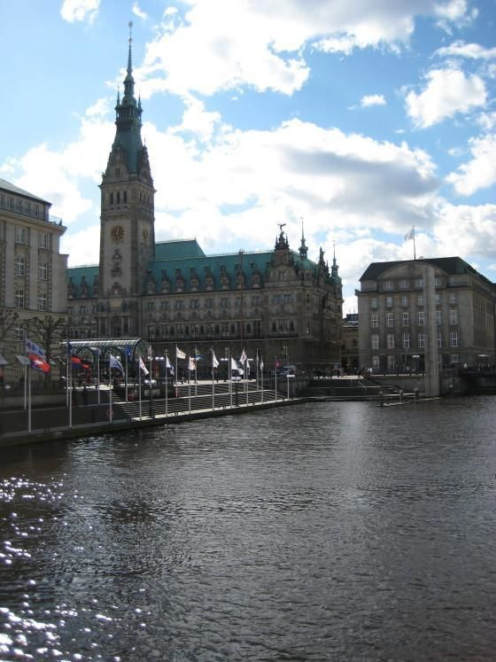 "Bike-Tour: ""The middle of Hamburg"""