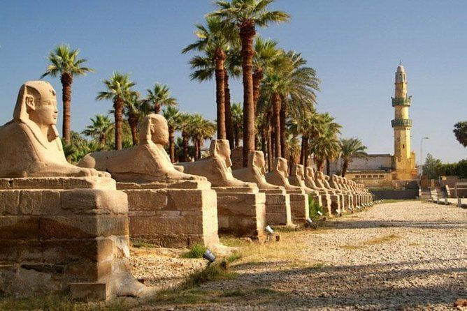 Luxor Private day tour from Soma Bay with Private Tour guide