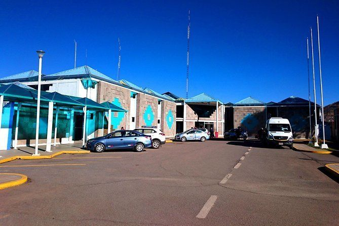 Private Transfers in Puno between Bus or Train Station - Hotel