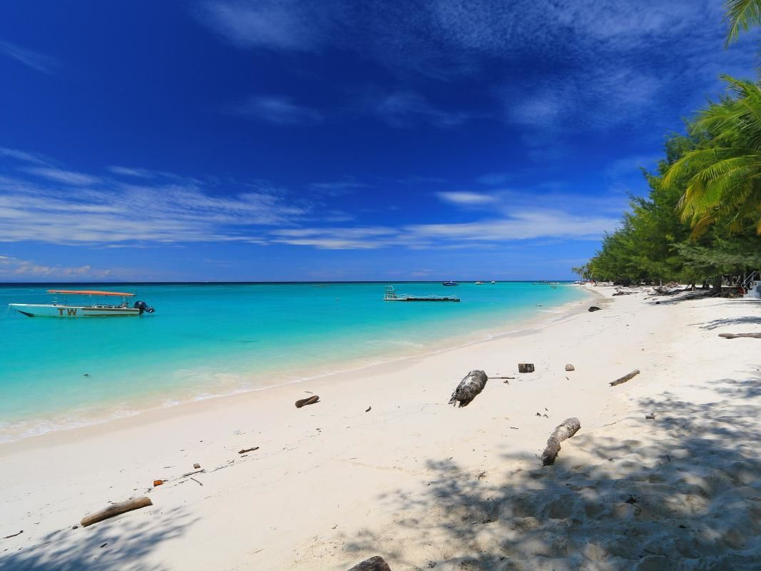 Mantanani Island Full Day Tour from Kota Kinabalu with Lunch
