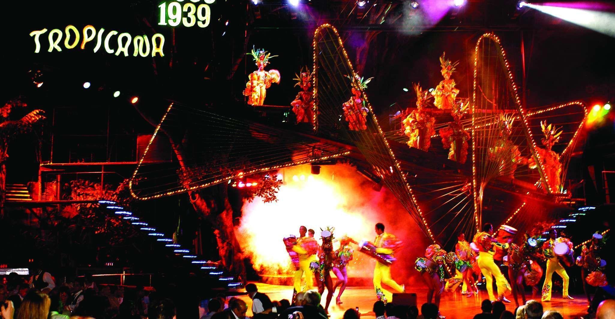 Havana: Cabaret Tropicana Admission Ticket