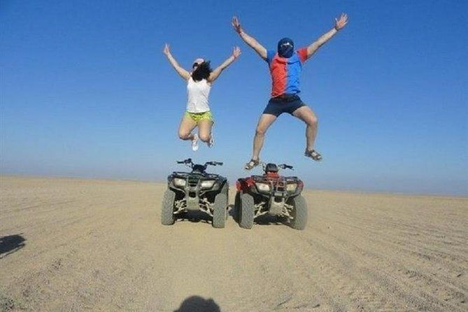 Desert Super Safari Excursions by Jeep From Hurghada