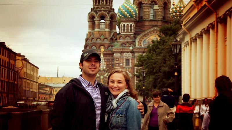 2-day land excursion to St. Petersburg