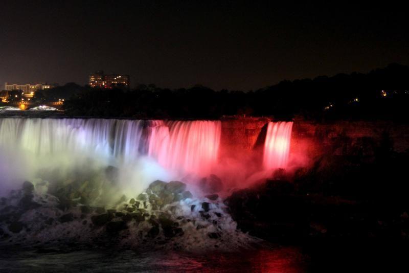 Niagara Falls Tour with Outlet Mall Shopping