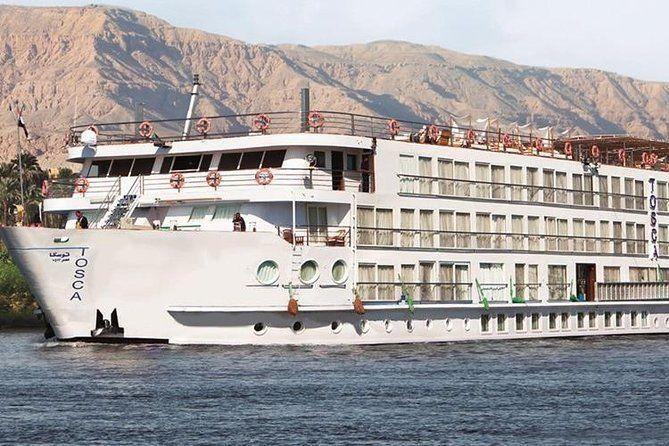 5 days Nile Cruise tour from Marsa Alam