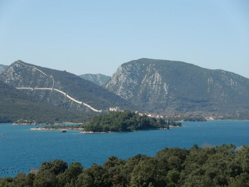 Private trip to Trsteno, Ston and Peljesac peninsula