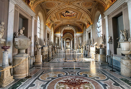 Vatican Museums, Sistine Chapel, St. Peter Small Group