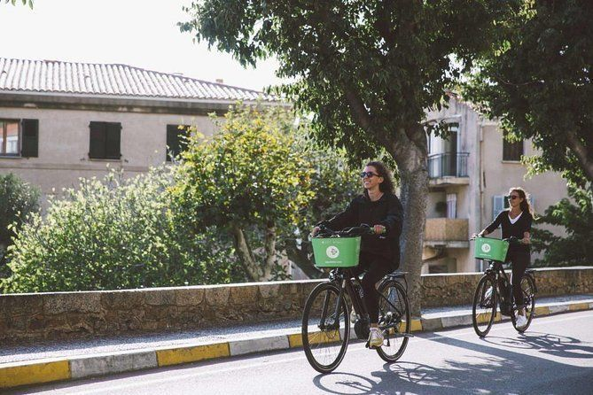 Ajaccio E-Bike tour in the Footsteps of Napoleon Bonaparte