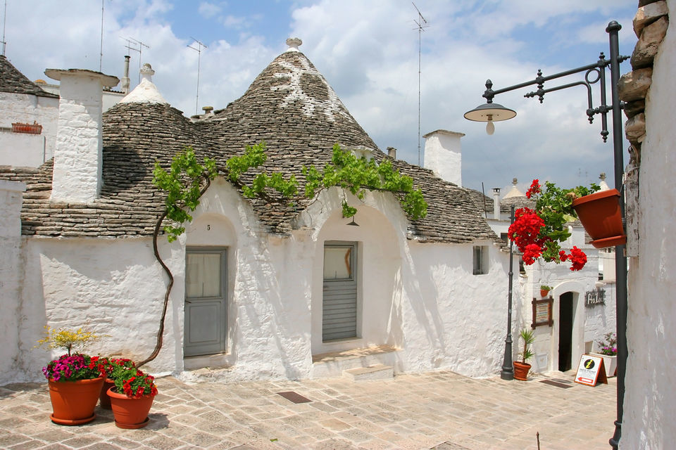 Alberobello's Trulli: 2-Hour Guided Walking Tour