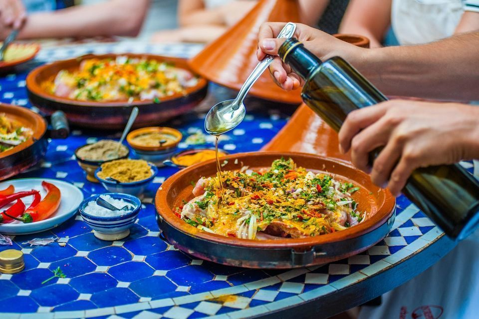 Marrakech Tagine Cookery Class With a Local