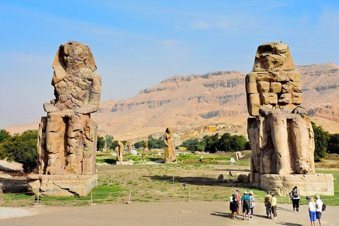 Private Tour Luxor Day Trip from Hurghada