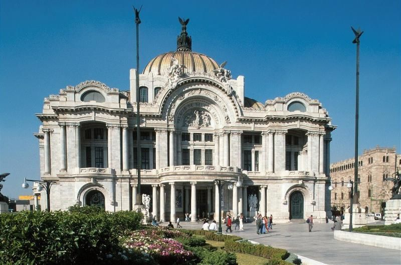 City Tour in Mexiko City & Anthropological Museum