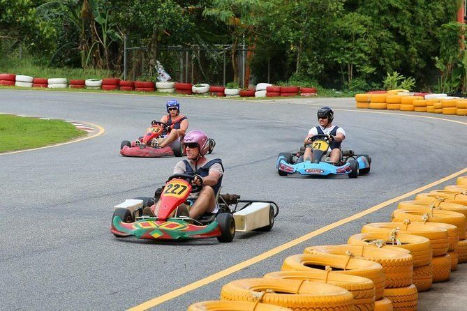 Krabi Go-kart Speedway , BUGGY Adventure , Paintball , BB Gun and Archery