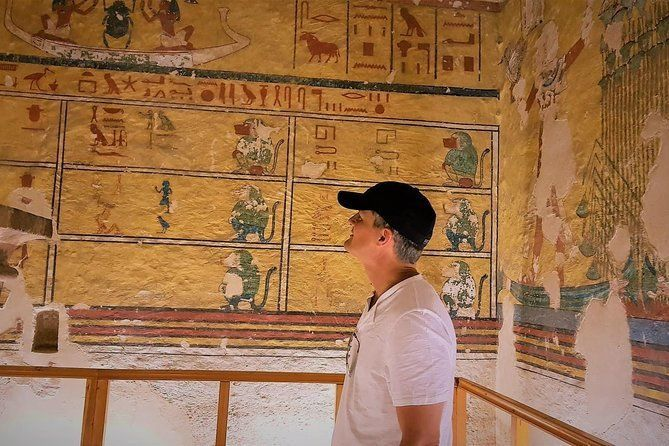 Luxor Full Day Explore West Bank Valley of the Kings and Queens with Habu temple