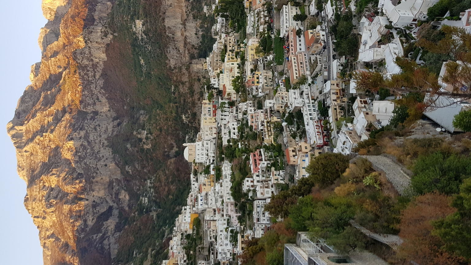 From Sorrento: Positano evening guided tour