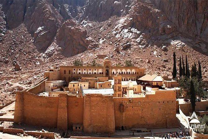 Day Tour to Mount Sinai & St.Catherine Monastery