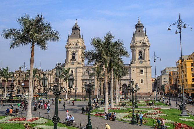 Lima Interactive City Tour and Gourmet Food