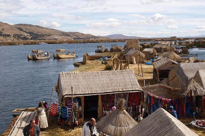 Full Day Tour to Uros and Taquile (Titicaca Lake Islands)