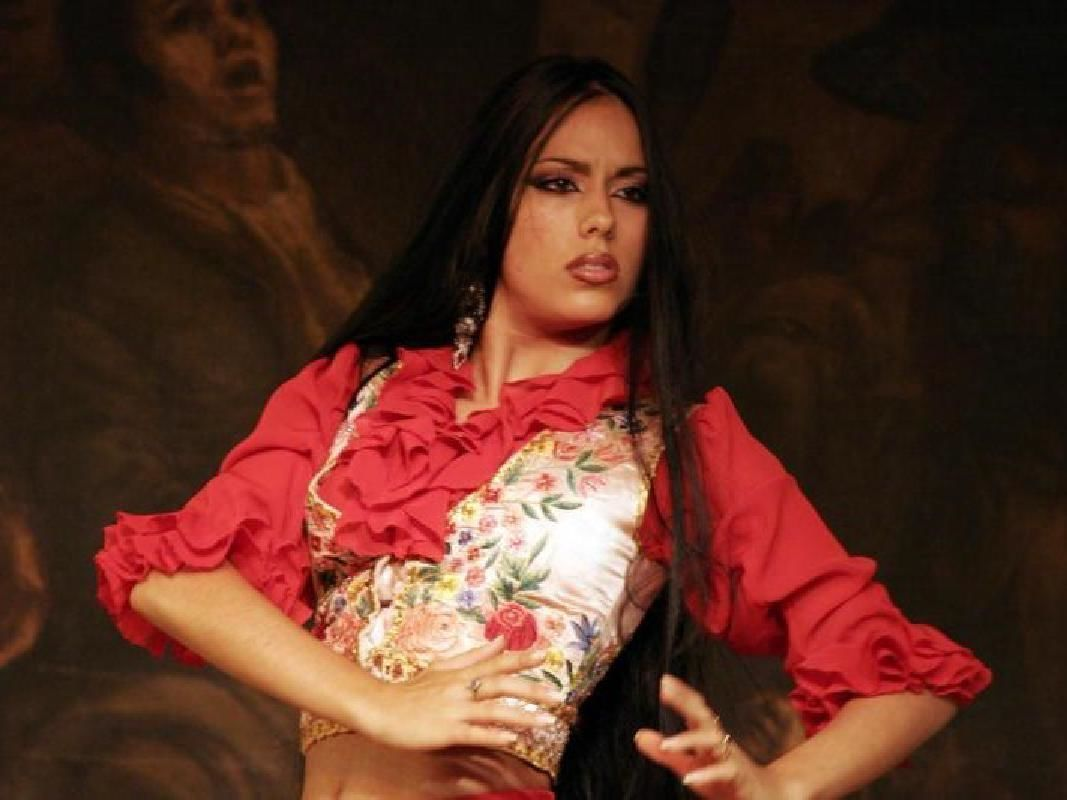 Madrid Flamenco Show at Corral de la Moreria with Drink or Dinner