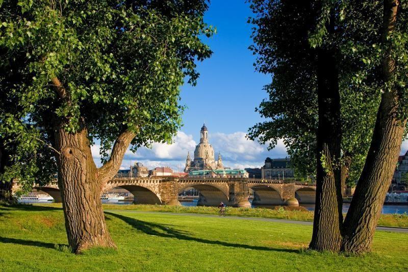 Treasure hunt through Dresden's old town