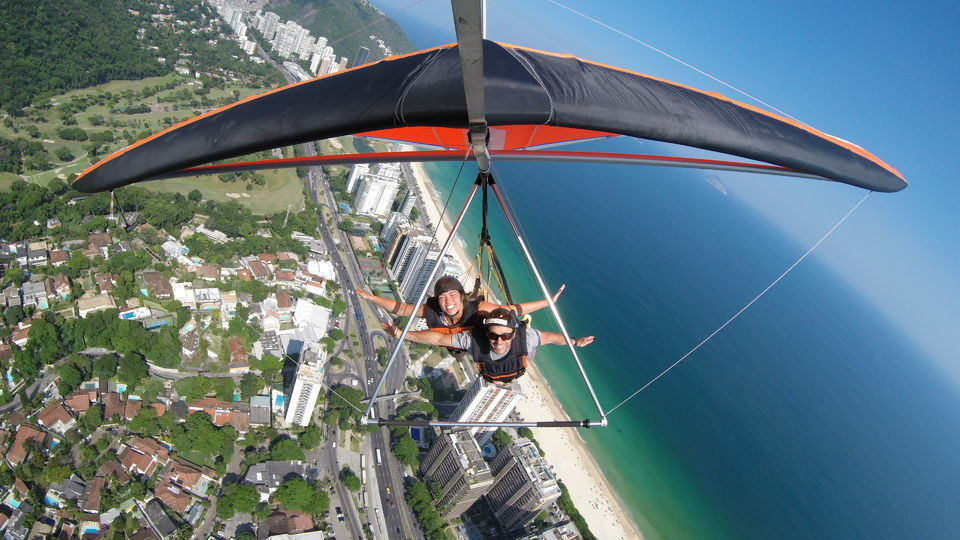Rio de Janeiro Hang Gliding Adventure