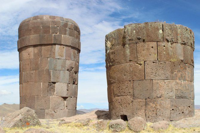 Sillustani Tours Half-Day from Puno