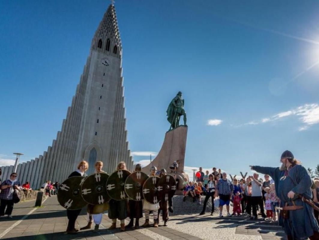 Reykjavik City Sightseeing Full Day Tour with Golden Circle of Iceland Visit