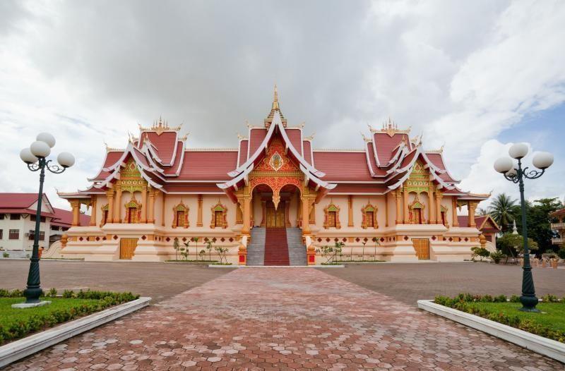 Vientiane City and Buddha Park (Fullday Tour)