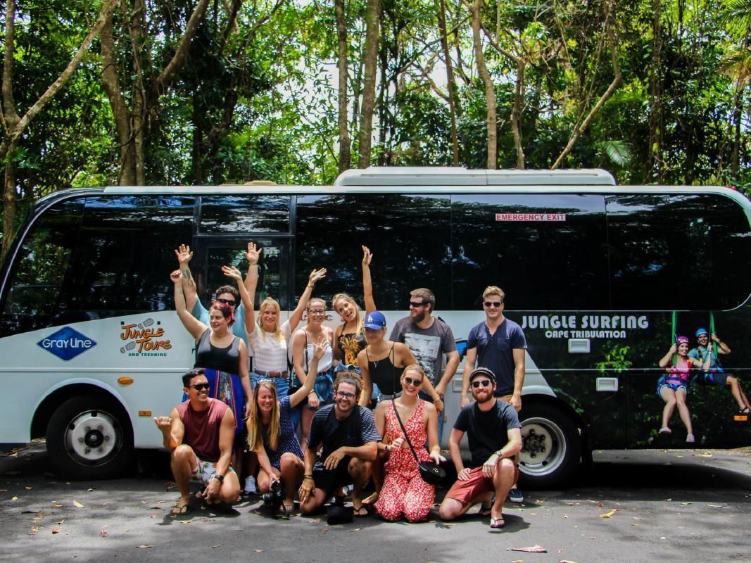 Cape Tribulation, Daintree and Wildlife Habitat Full Day Tour