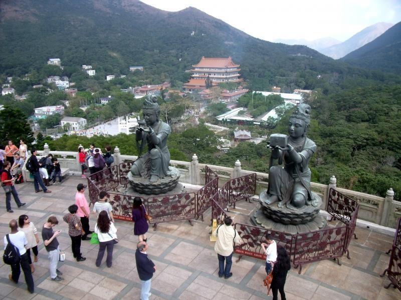 Escape to Lantau and Cheung Chau