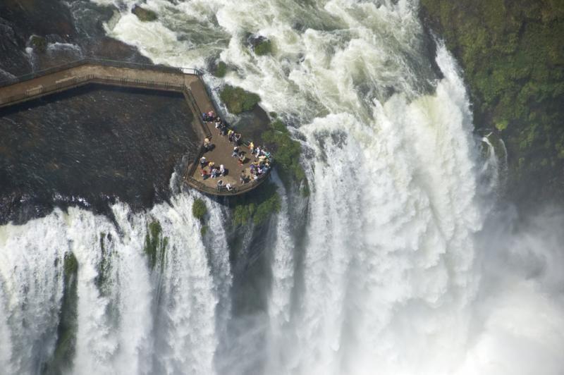 Day trip Iguazu waterfalls - Argentinean side