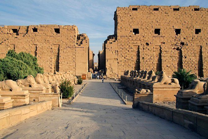 Private Day Tour from Marsa Alam to Luxor