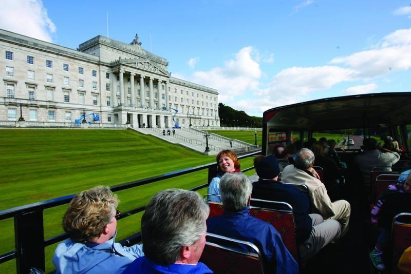 City Tour Belfast Hop-on/Hop-Off Tour - 48h Ticket