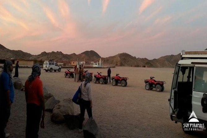Hurghada Bedouin Desert Safari by Jeep