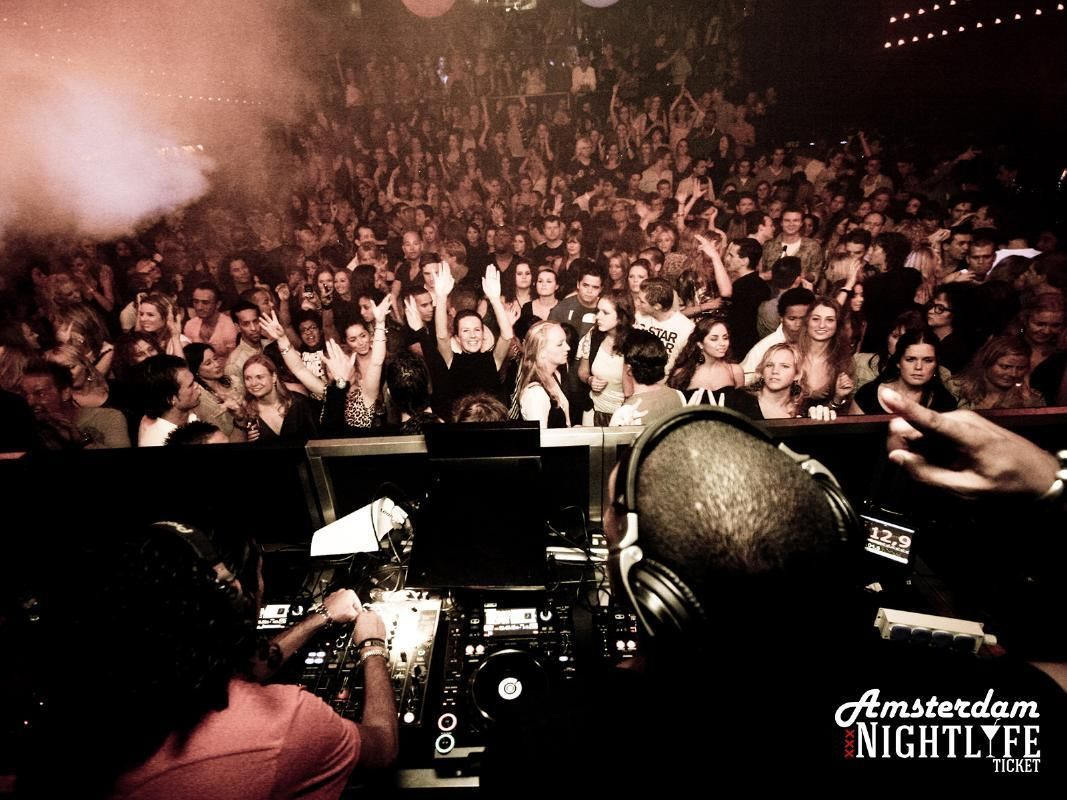 Amsterdam Nightlife Ticket with 7-Day Unlimited Access