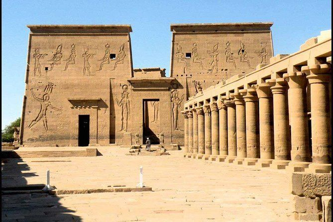 Private day from Marsa Alam to Aswan