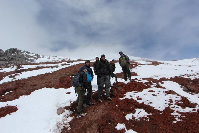 Cotopaxi Volcano Full-Day Tour - All included from Quito
