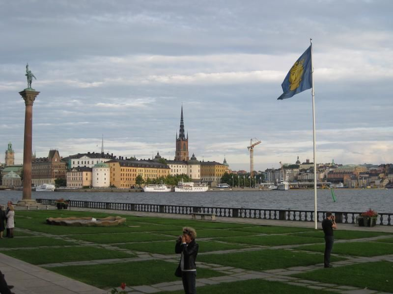 Private 3-Hour Walking Tour: Stockholm City Centre