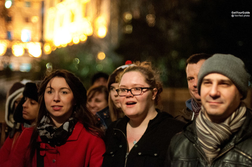 London Ghost Walk: 2.5-Hour Guided Tour
