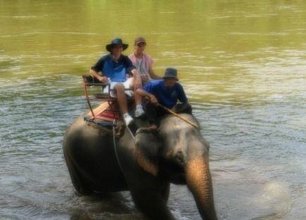 Bangkok: River Kwai, Bamboo Rafting with Lunch